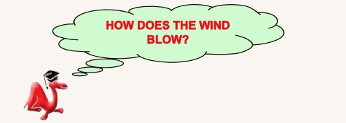 how does wind blow?